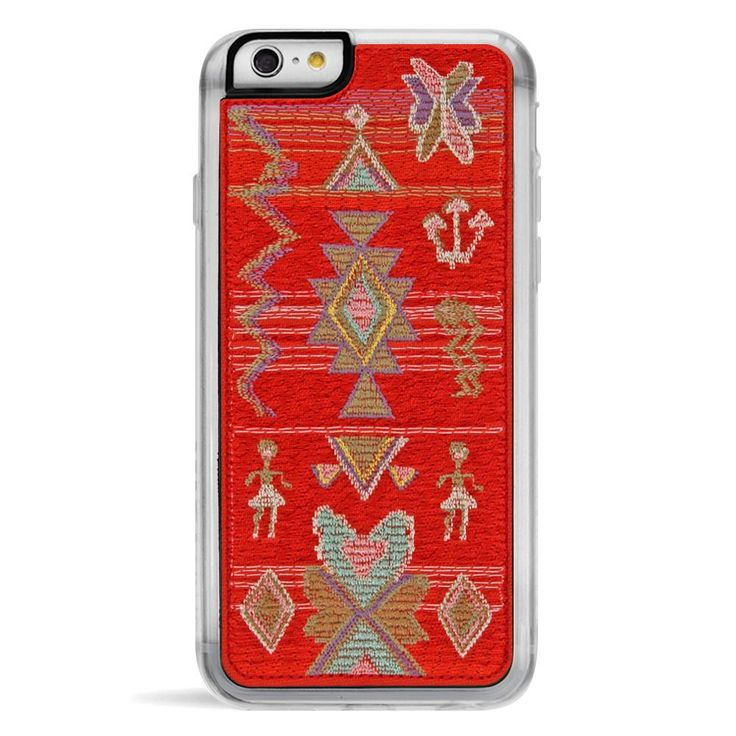 Sahara Embroidered iPhone 6 Case
