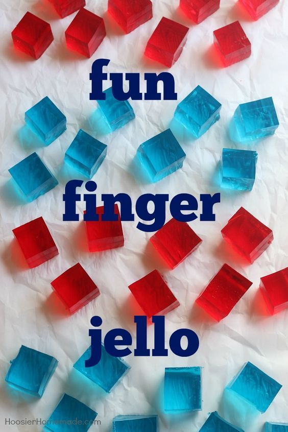 What? You have never eaten jello with your fingers? Well you are in for some F-U-N! This easy to make Finger Jello Recipe is one that I have made for years, and is loved by kids AND adults!