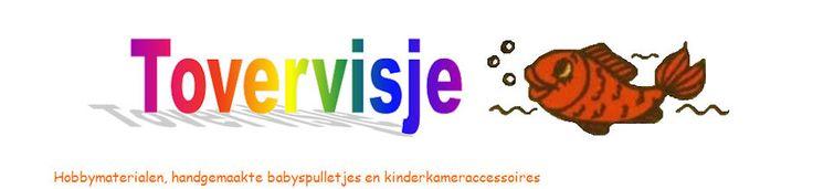 Home - tovervisje.nl - muziekdoosjes, speenclips, ...