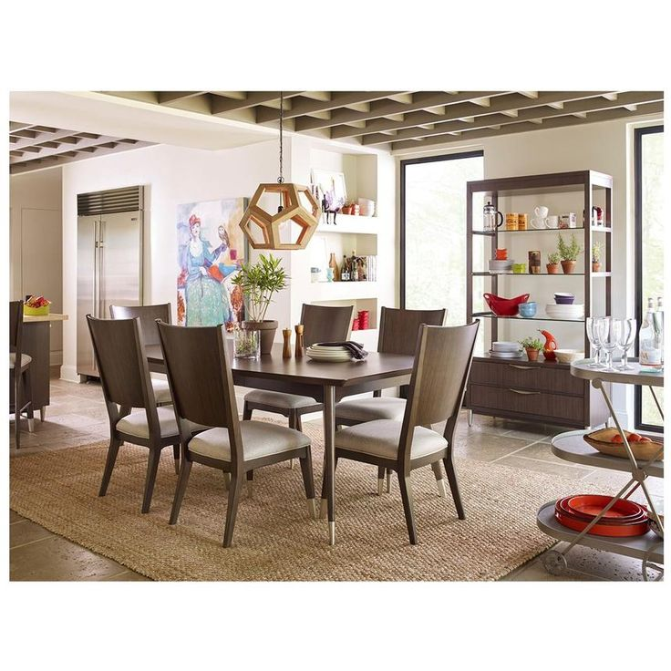 The Soho 5 Piece Formal Dining Set By Rachael Ray Home