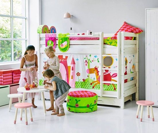 1000 images about ropa cama infantil en pinterest fat - Textil habitacion infantil ...
