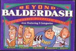 Beyond Balderdash | Board Game | BoardGameGeek- This and the classic Balderdash are some of my favorite party games of all time. You make up definitions to obscure words (or guess the correct meaning!) make up plots to movie titles, and more. Keep everyone guessing!