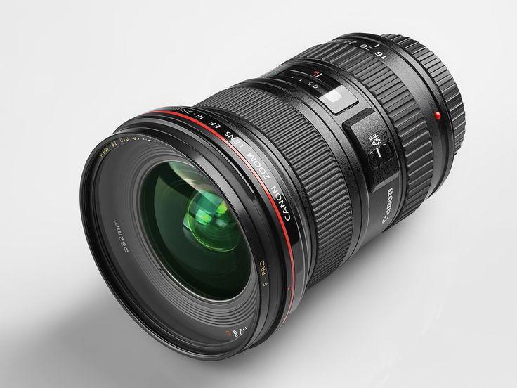 Canon lens by Tomek Kaznowski on 500px
