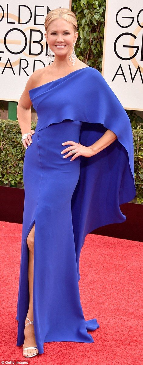 Golden Globes get off to a glittering start #dailymail