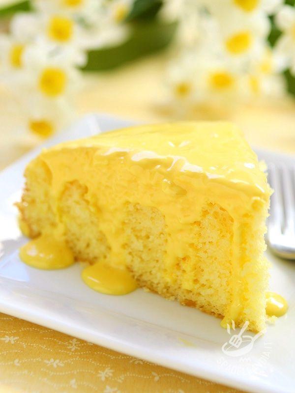 La Torta allo zabaione (per celiaci) è una delizia da forno intramontabile, semplice e gustosissima! Ha in sé tutta la bontà dei piaceri di una volta. #tortaallozabaione