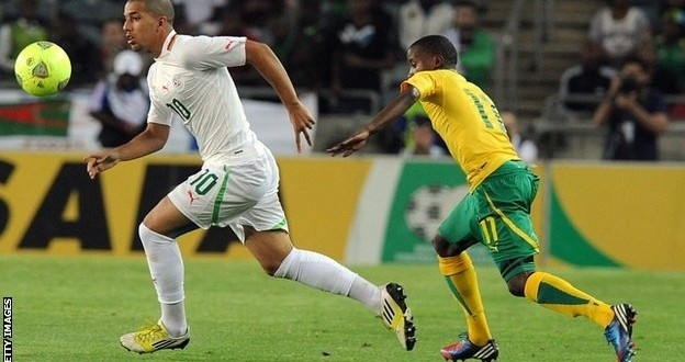 MUST SEE highlight Algeria vs. Tunisia