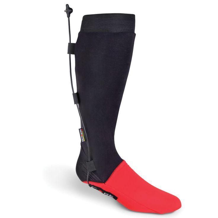 Heated Socks -  I'd love a pair...  if they didn't cost 200 bucks!!