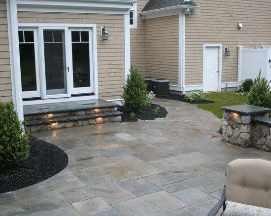 patio patio pavers design - Patio Steps Ideas
