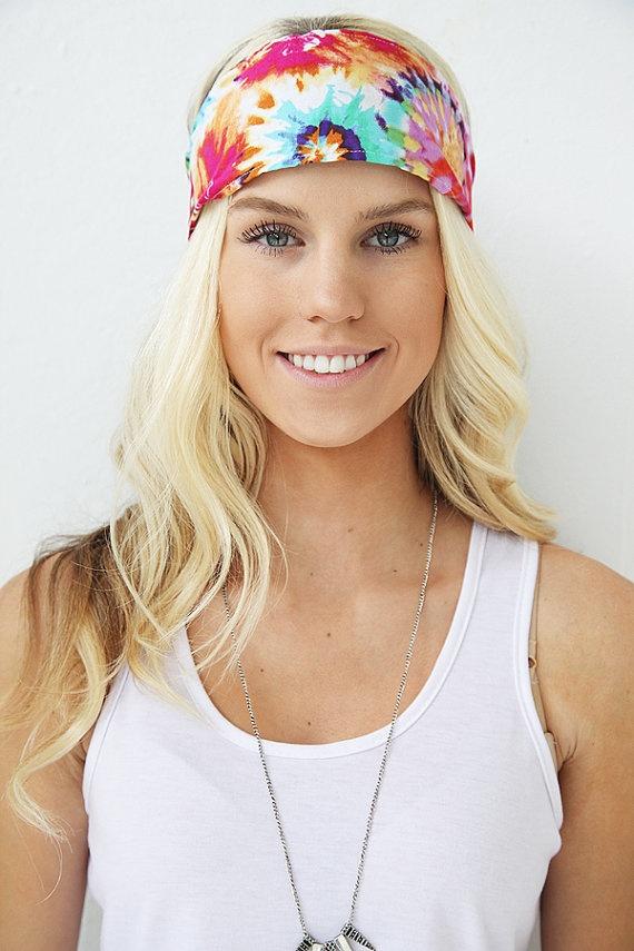 Tye Dye Grinder ~ Best hair accessories images on pinterest