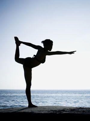 Evenwicht: Toestand waarbij het gewicht zo is verdeeld dat iets of iemand niet valt