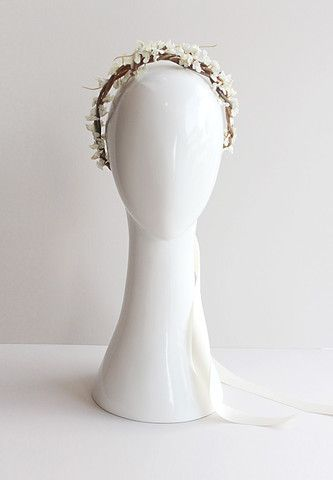 Boho Head Wreath - Rue De Seine