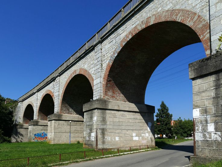 All sizes | Oravita : Viaductul de cale ferată | Flickr - Photo Sharing!