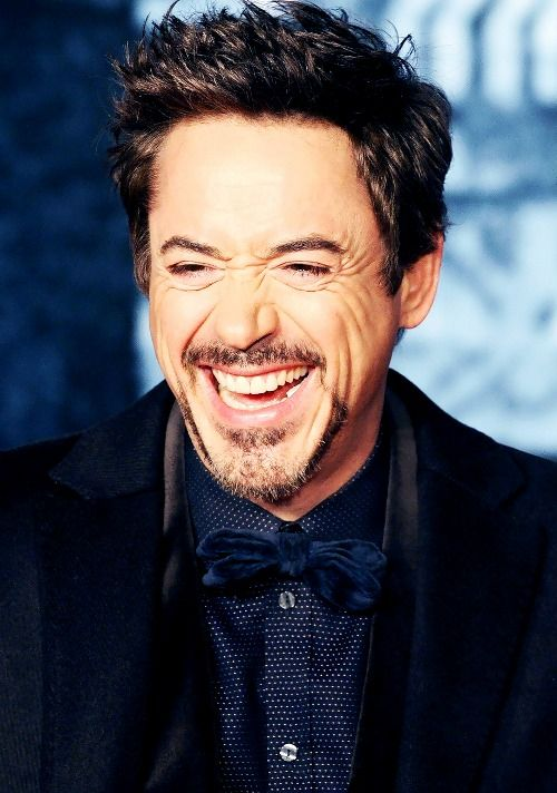 Robert Downey Jr talks about The Judge and Iron Man 4. <<< And when this smile happened an angel got its wings