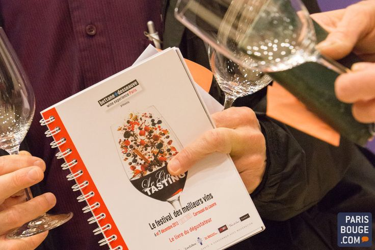 Le Grand Tasting : le festival des meilleurs vins au Carrousel du Louvre