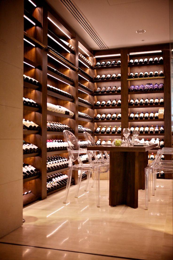 The Best Modern Wine Cellars We've Ever Seen