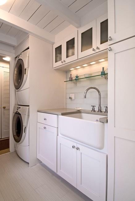 Large Laundry Sink : Big laundry tub, big enough to wash dog. The laundry room ...