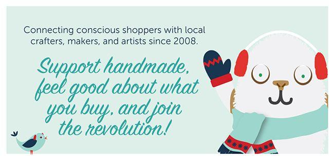 Make It Show | The Handmade Revolution!
