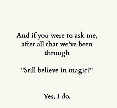 If i were a magician
