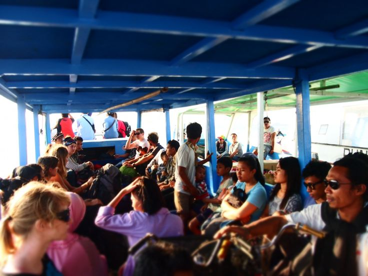 Here's everything you need to know about how to get to the Gili islands from Bali on the public ferry from Padang Bai to Lombok and onto Bangsal harbou