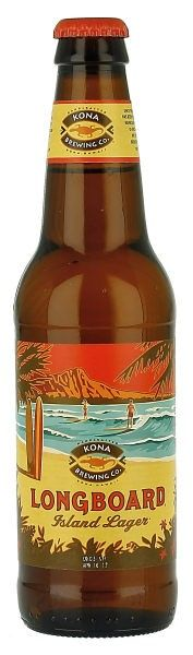 Kona Brewing Longboard | Kona Brewing Co