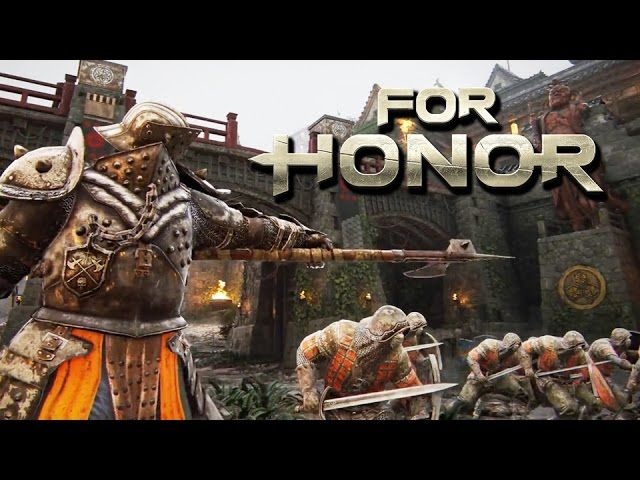 For Honor - Gameplay Launch Trailer - http://gamesitereviews.com/for-honor-gameplay-launch-trailer/