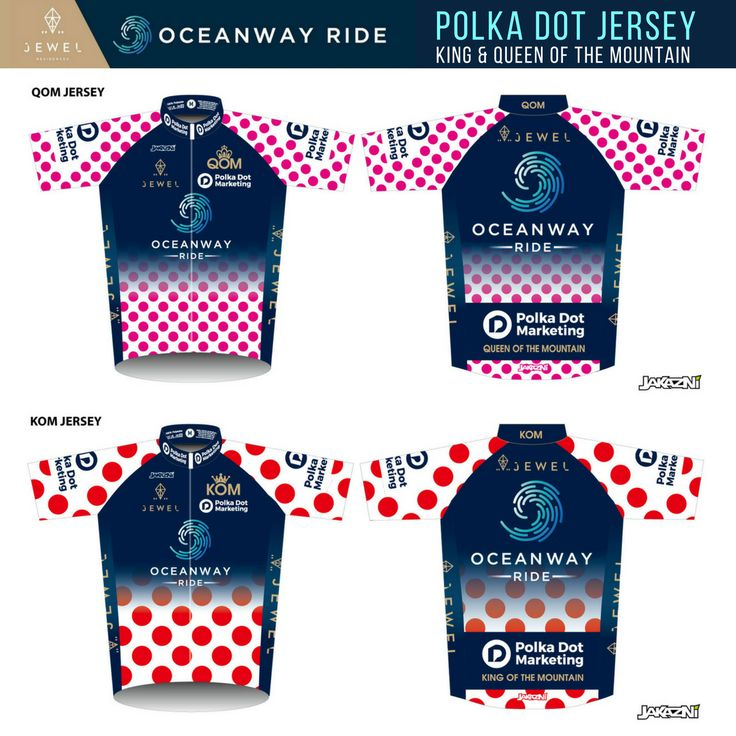 Fancy yourself a Polka Dot jersey and some prize money to go with it? The King & Queen of the Mountain presented by Polka Dot Marketing has $6,000 prize money up for grabs! It's a 4.5km timed hill climb as part of the Sea to the Summit Gran Fondo.