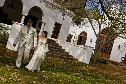 KLEINKAAP | Centurion | Inspired by the fairest Cape, Kleinkaap lies amidst lush majestic oak trees in natural free flowing indigenous gardens. Kleinkaap, with its classic Cape Dutch style offers a picture perfect wedding.
