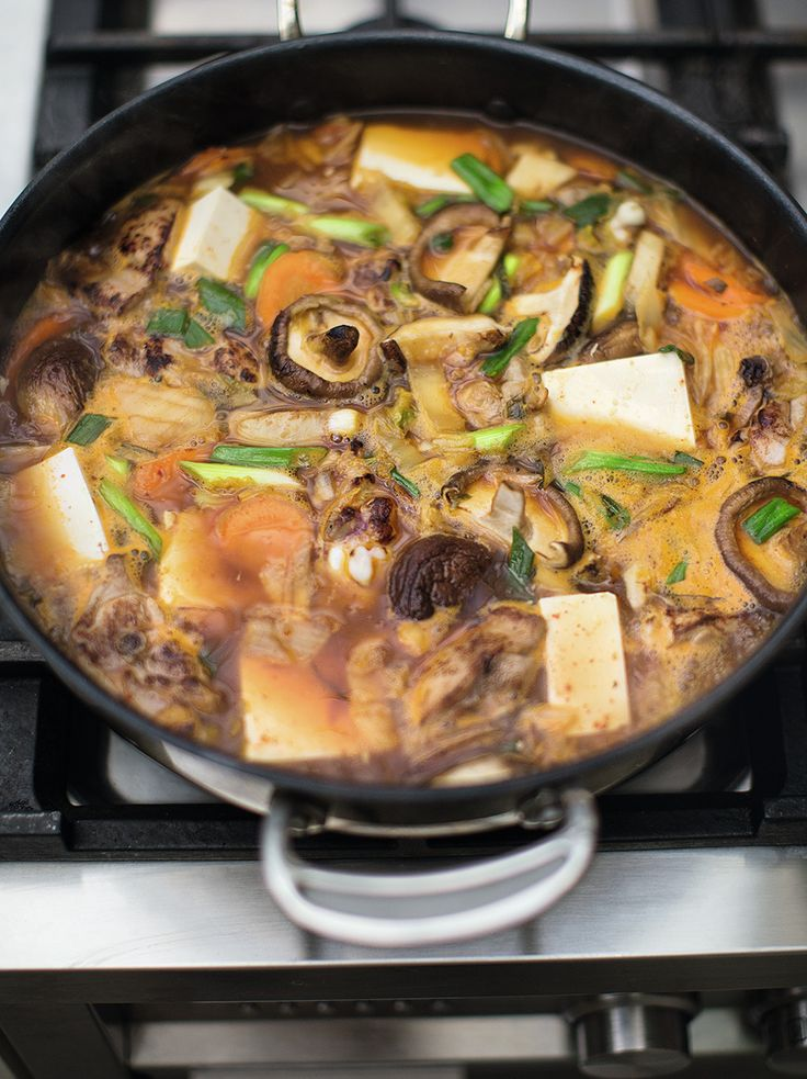 Korean Chicken Hotpot | Jamie Oliver | Family Super Food