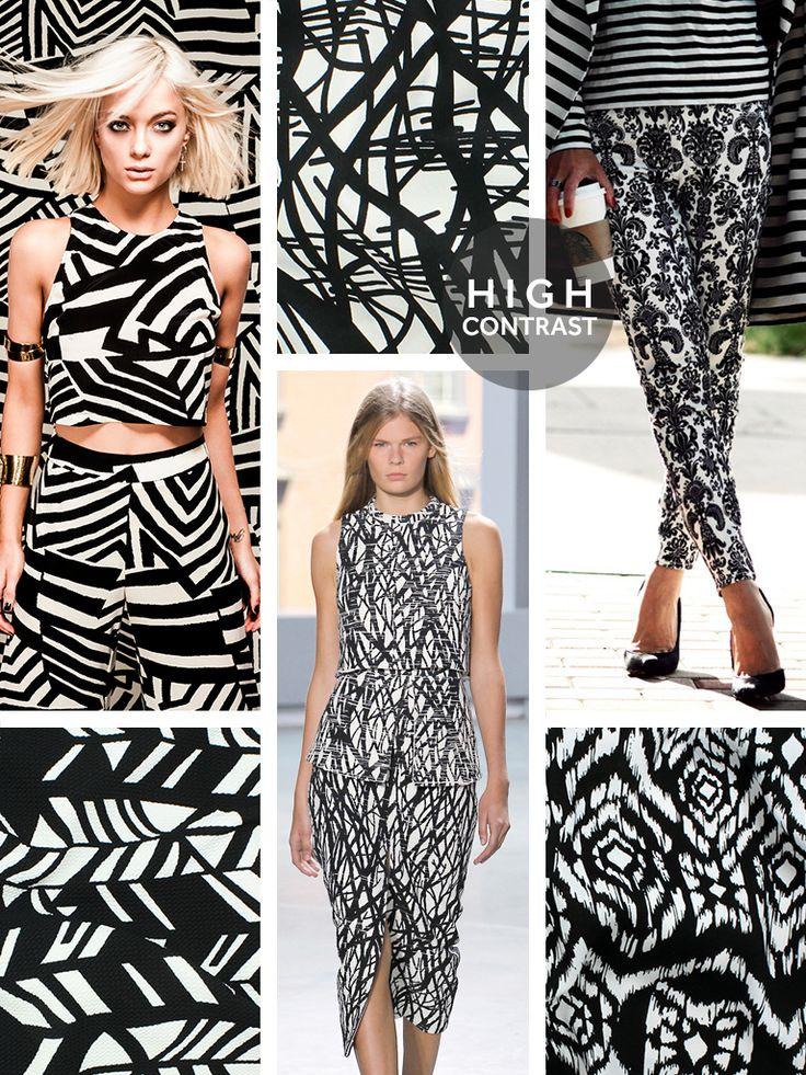high-contrast-black-and-white-prints.jpg (768×1024)