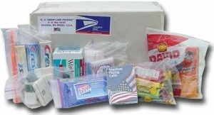 The dos and donts of care packages.