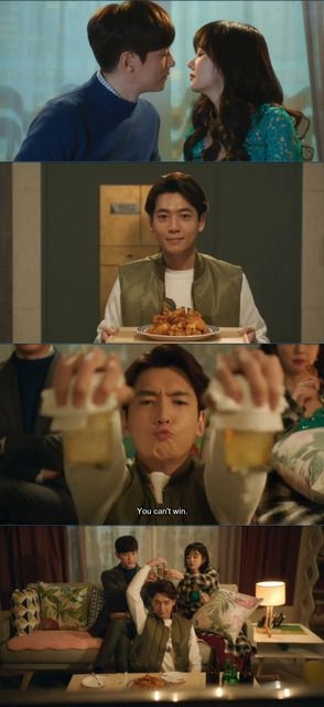 One More Happy Ending review episodes 1-6 | Couch Kimchi // such a cutie being jealous