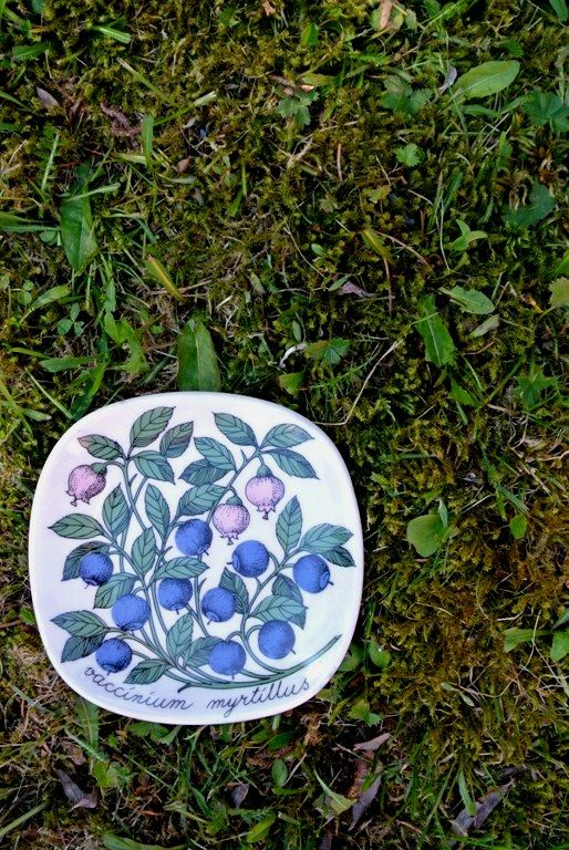 Arabia plate via Little Helsinki