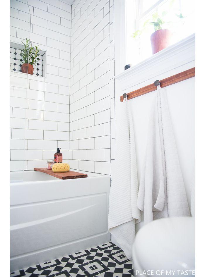 Как изменить ванную до неузнаваемости: пошаговая инструкция – Вдохновение