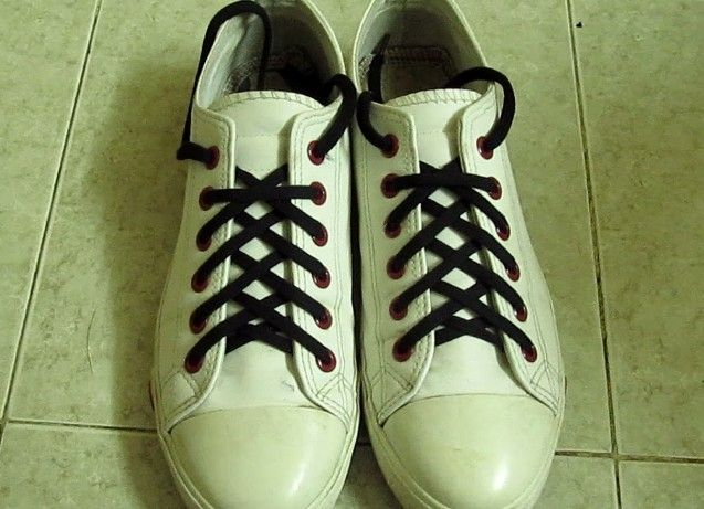 Cool Way to Tie Shoelace