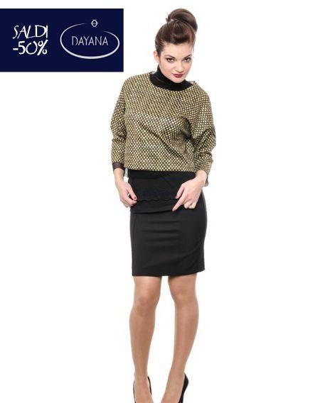 "GONNA DAYANA TECNO COLLEZIONE AI 2013/14 ""SALDI -50%""  #fashion #moda #sale #saldi #shopping #fw #woman #madeitaly #curvy #casual  http://www.dayanaboutique.com/shop/it/gonna/104-GONNA-DAYANA-TECNO.html"