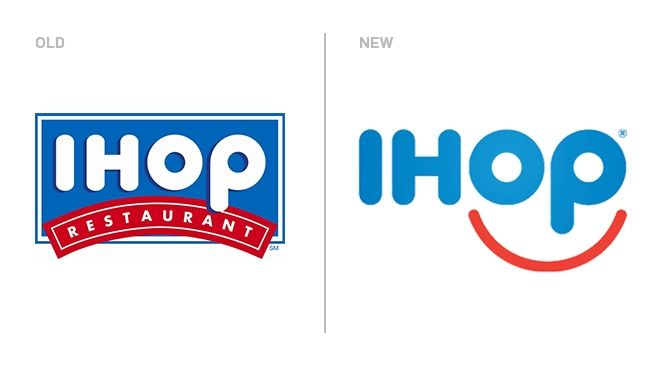 IHOP Has a New Logo for the Emoticon Era   Adweek