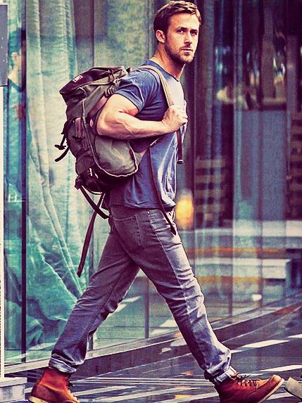 Ryan Gosling. Marry me