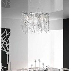 RAIN SP5 Ideal Lux 08363 lampa wisząca duża