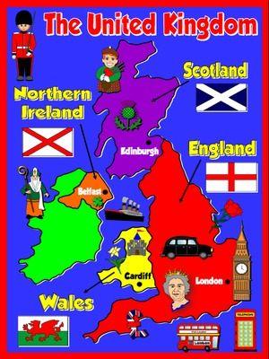 The United Kingdom - Poster