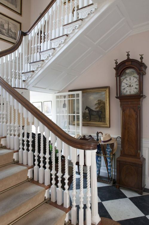 273 best Home Staircase images on Pinterest Stairs Entry foyer