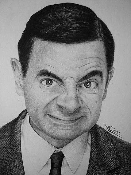 39 realistic celebrity drawings