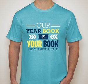 Yearbook T-Shirt Designs - Designs For Custom Yearbook T-Shirts ...