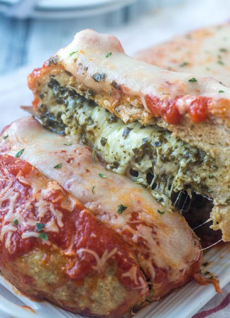 http://www.cookingwithcarlee.com/2015/01/mimis-meatloaf-chicken-parm.html