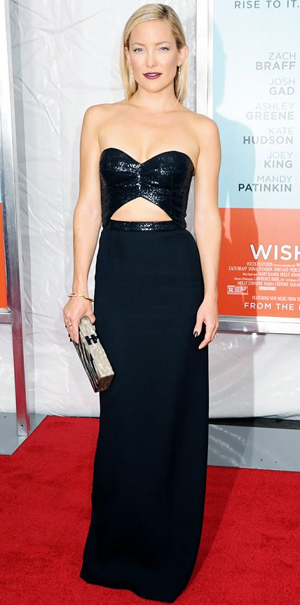Look of the Day - July 15, 2014 - Kate Hudson in Michael Kors from #InStyle