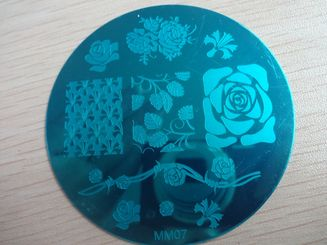 Image Plate MM07 $7.00