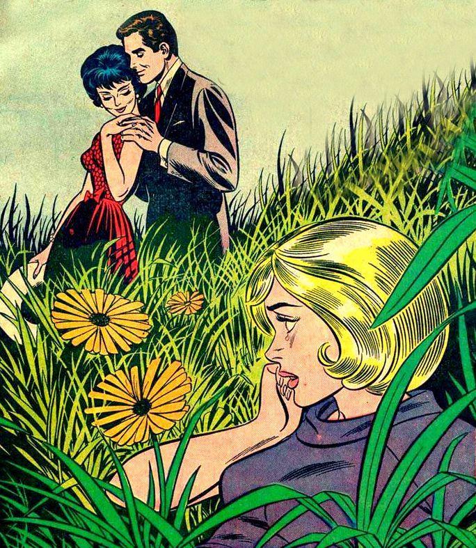 Girl's Romances -September 1963