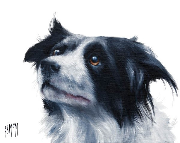 Art Prints Gallery - Molly (Limited Edition), £60.00 (http://www.artprintsgallery.co.uk/Georgina-McMaster/Molly-Limited-Edition.html)