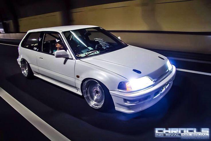 Rat Look Ef Civic Honda