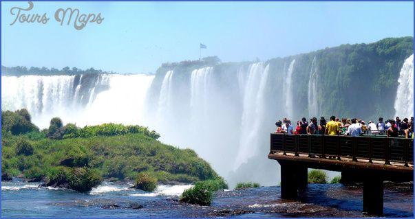 awesome Iguaçu Falls Vacations
