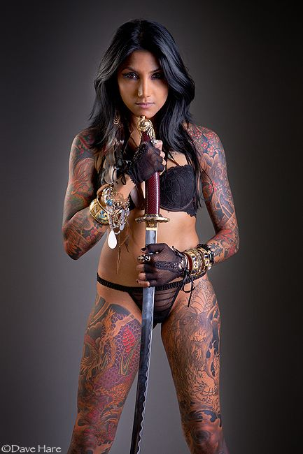 3 female warriors 3 female warriors 3 pinterest for How to become a tattoo artist in india